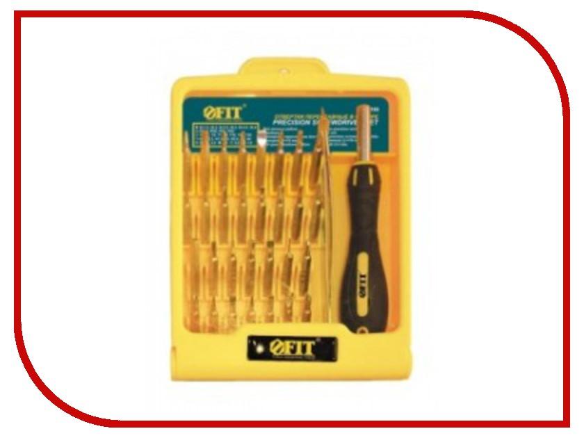 Отвертка FIT 56188 набор отверток переставная fit 56188