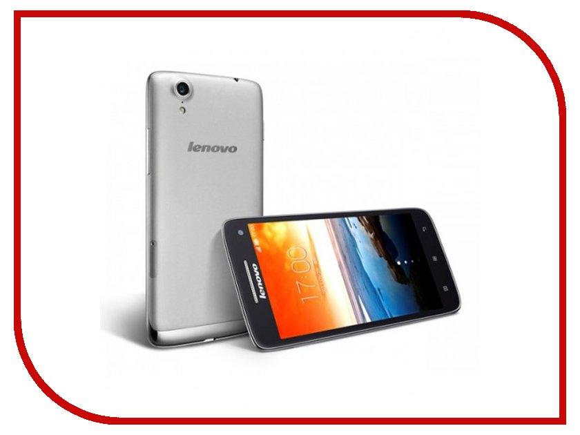 Сотовый телефон Lenovo S960 Vibe X Silver говорящий телефон сенсорный экран s s