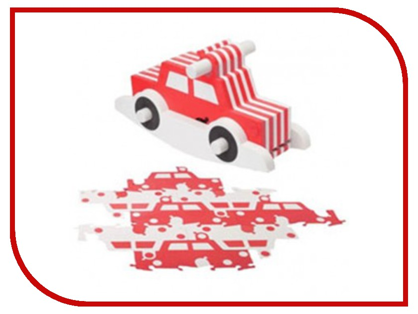Развивающий коврик Tessell Машина 007