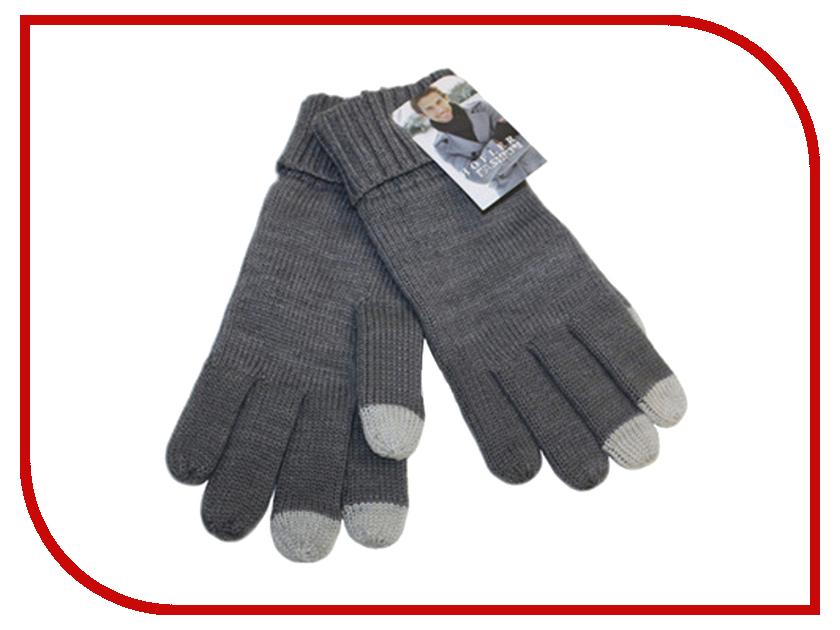 Теплые перчатки для сенсорных дисплеев Hofler HF13 size L мужские<br>