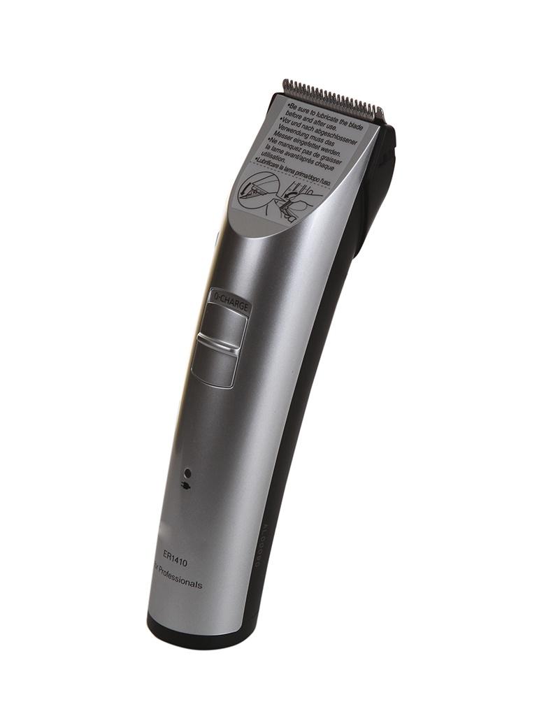 Машинка для стрижки волос Panasonic ER-1410-S503 / S520 цена 2017