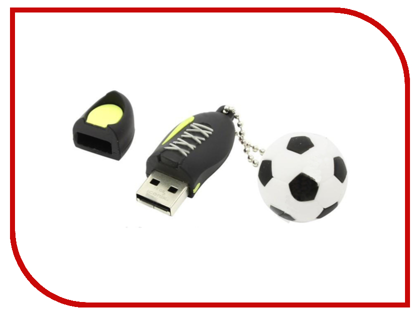 USB Flash Drive 16Gb - Iconik Футбол RB-FTB-16GB