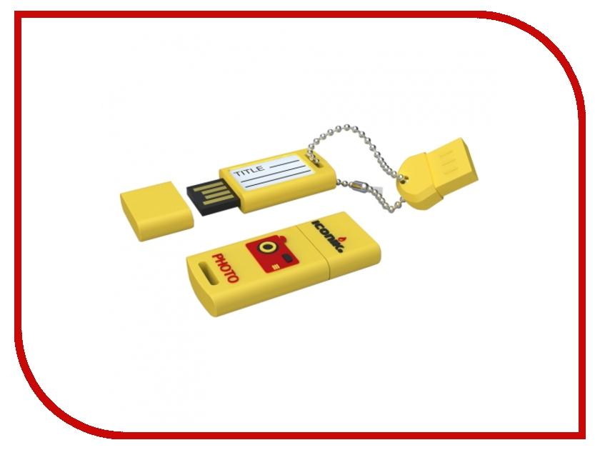 USB Flash Drive 8Gb - Iconik Для Фото RB-FOTO-8GB<br>