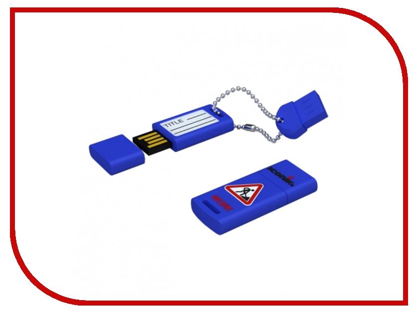 USB Flash Drive 4Gb - Iconik Для Работы RB-WORK-4GB<br>