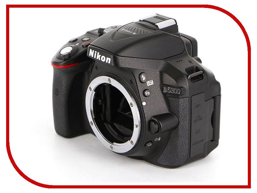 Фотоаппарат Nikon D5300 Body зеркальный цифровой фотоаппарат nikon d610 body