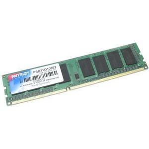Модуль памяти Patriot Memory DDR2 DIMM 800MHz PC2-6400 - 2Gb PSD22G80026 / PSD22G8002