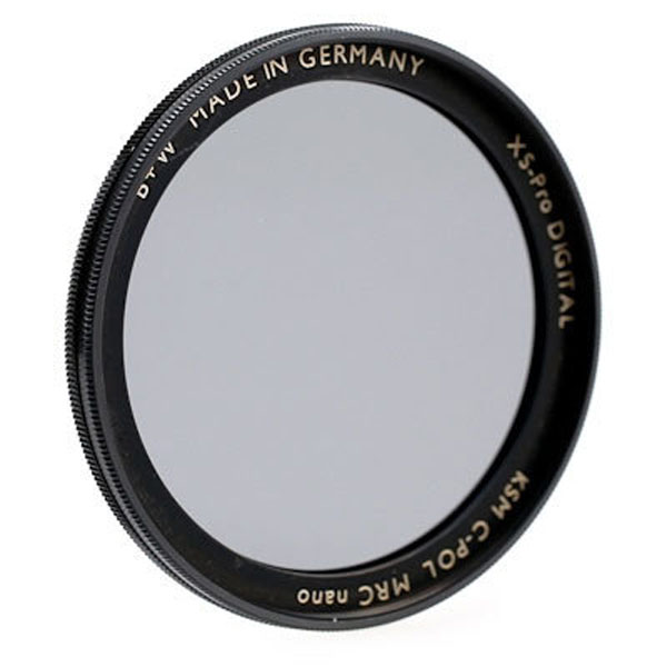 купить Светофильтр B+W AUCM Kaesemann XS-Pro Circular Polarizer MRC Nano 67mm (1066398) онлайн