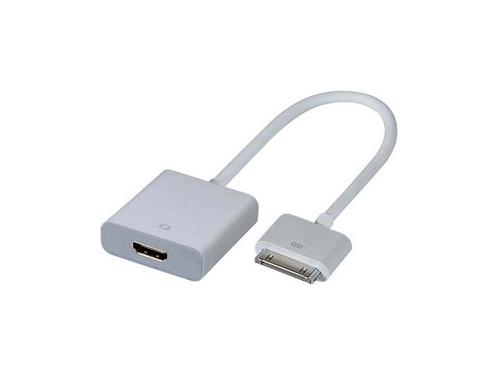 Аксессуар VCOM iPod Dock 30P to HDMI 0.2m CG611