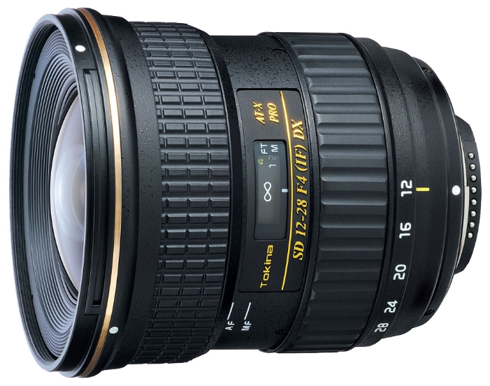 Объектив Tokina Nikon 12-28 mm F/4.0 AT-X Pro DX<br>
