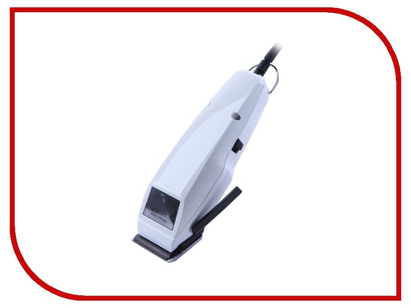 Машинка для стрижки волос Moser 1400-0268 White машинка для стрижки собак мелких пород moser 1400 0074