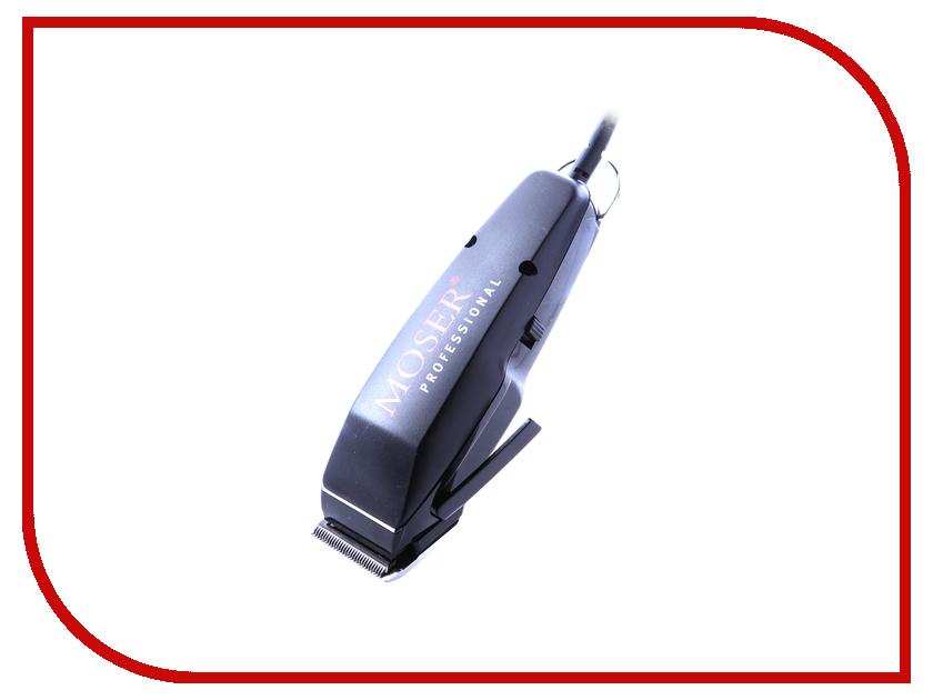 Машинка для стрижки волос Moser 1400-0087 Black машинка для стрижки собак мелких пород moser 1400 0074