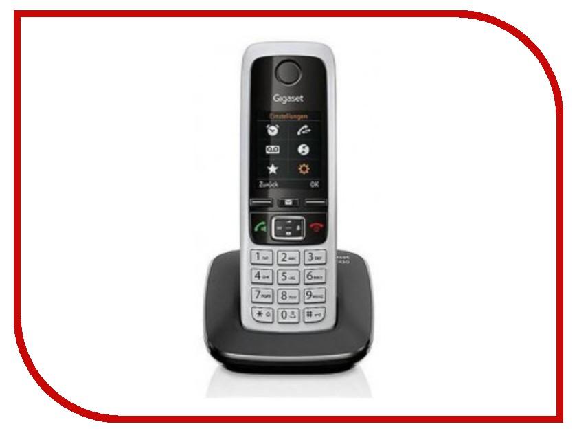 Zakazat.ru: Радиотелефон Gigaset C430 Black