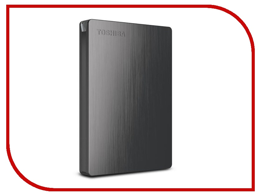 Жесткий диск Toshiba StorE Slim 1Tb Black HDTD210EK3EA