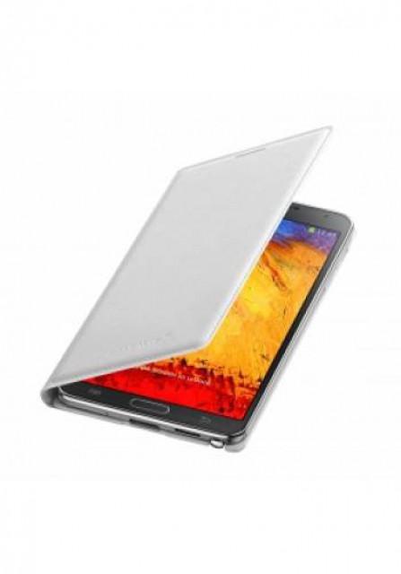 Аксессуар Чехол Samsung GT-N9000 Galaxy Note III Flip Wallet EF-WN900BWEGRU White от Pleer