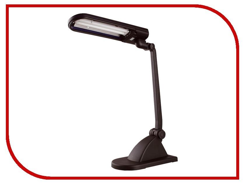 Настольная лампа Camelion KD-015 C02 Black лампа настольная camelion kd 017bс02