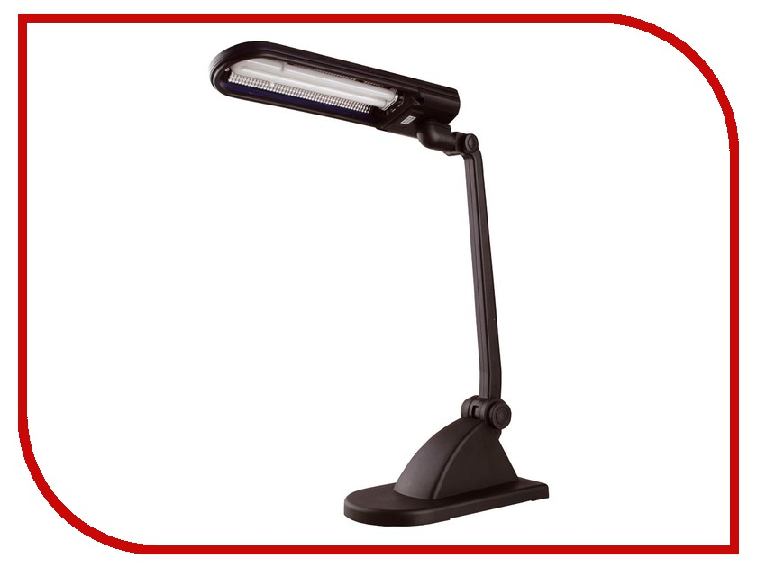 Лампа Camelion KD-015 C02 Black hsd 015