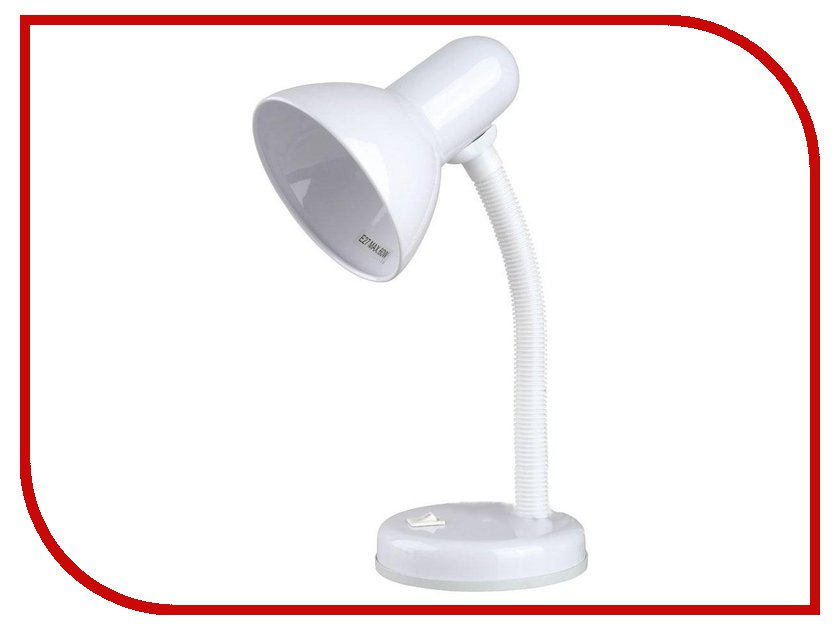 Настольная лампа Camelion KD-301 С01 White лампа настольная camelion kd 001с02 page 4 page 2