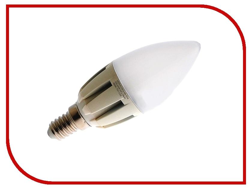 Лампочка Camelion C35 5.5W 220V E14 3000K 475 Lm LED5.5-C35/830/E14<br>