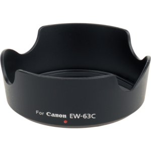 Бленда Fujimi FBEW-63C бленда for Canon EF-S 18-55 f/3.5-5.6 IS STM 867