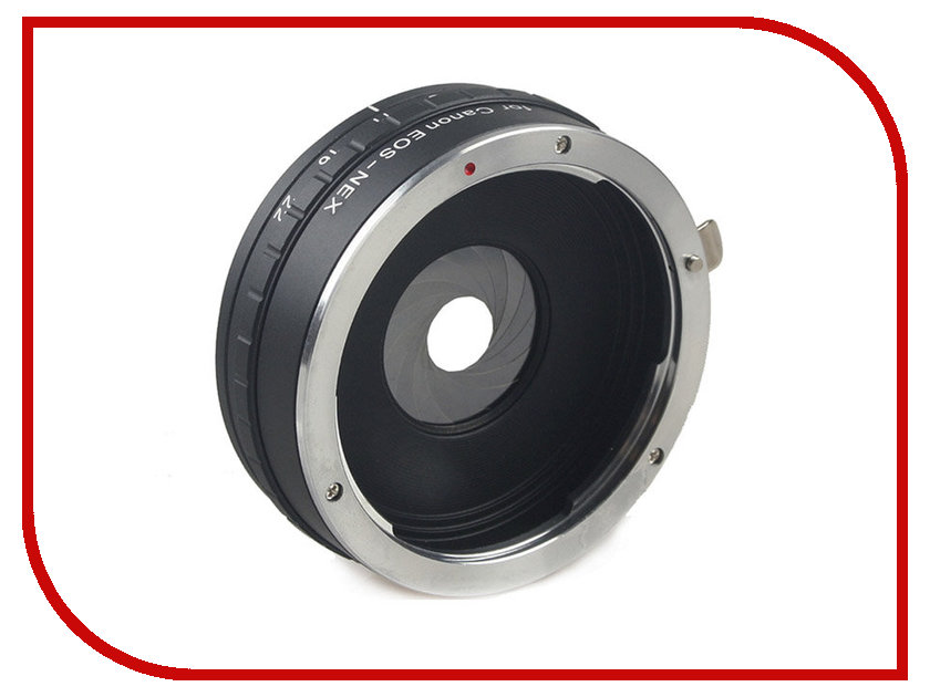 Переходное кольцо Fujimi Adapter EOS / NEX для Sony FJAR-EOSSE<br>