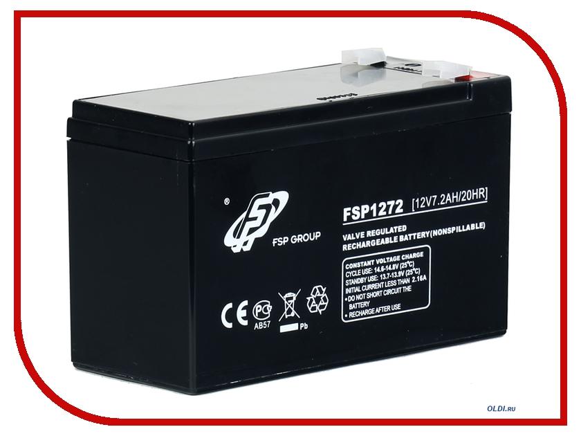 Аккумулятор для ИБП FSP 12V 7Ah FSP1270