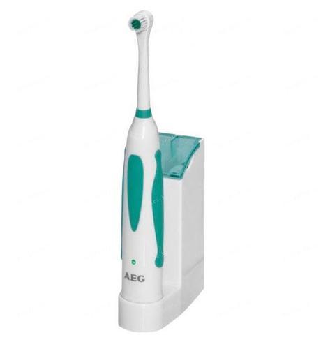 Зубная электрощетка AEG EZ 5623 Weib Grun / Green