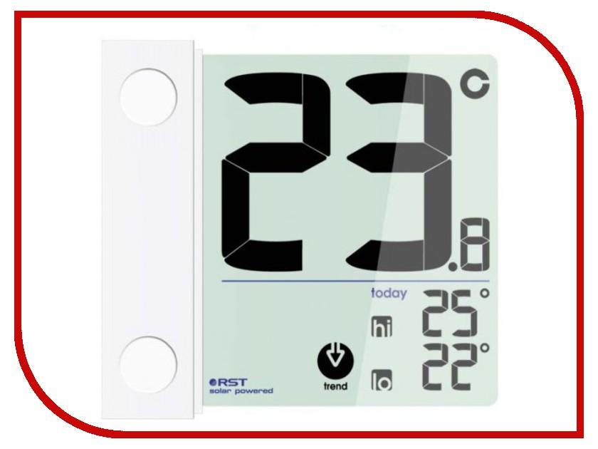 Термометр RST 01391 аксессуар rst 02180 термометр автомобильный