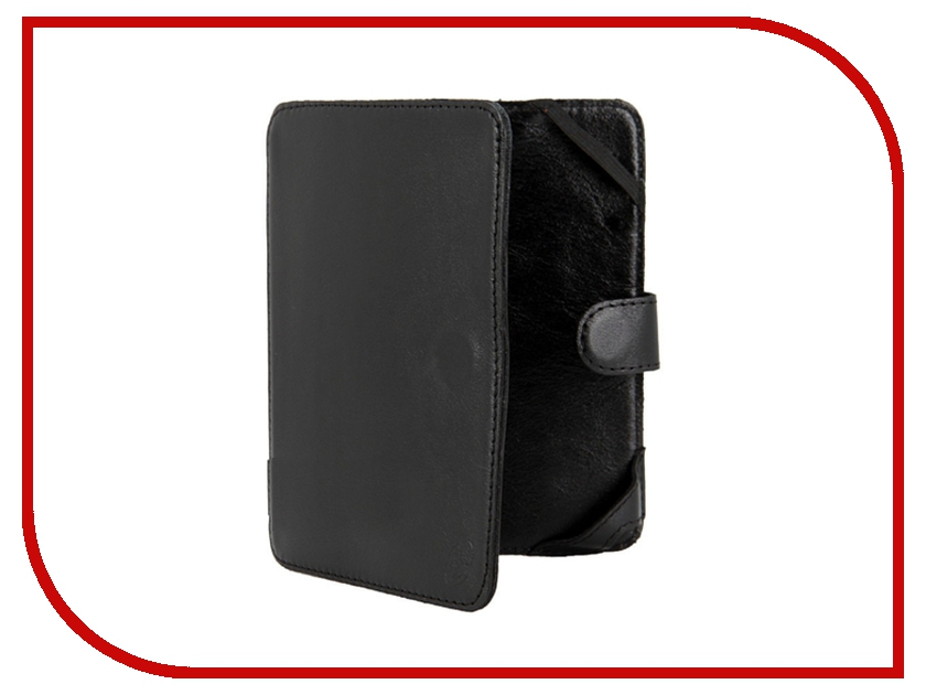Аксессуар Чехол Norton for Pocketbook 515 / 515 New иск. кожа Reptile Black<br>