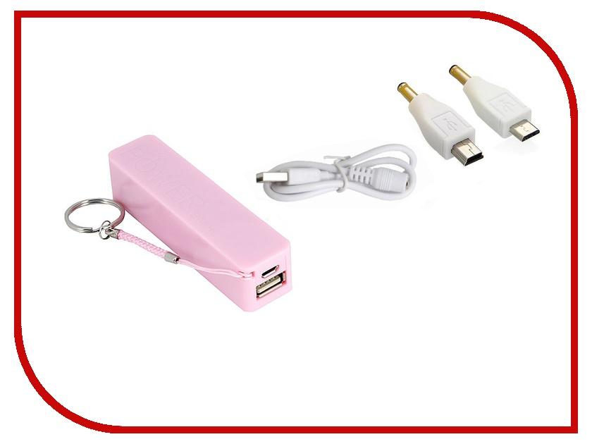 Аккумулятор KS-is KS-200 2200mAh Pink аккумулятор ks is ks 200 2200mah black