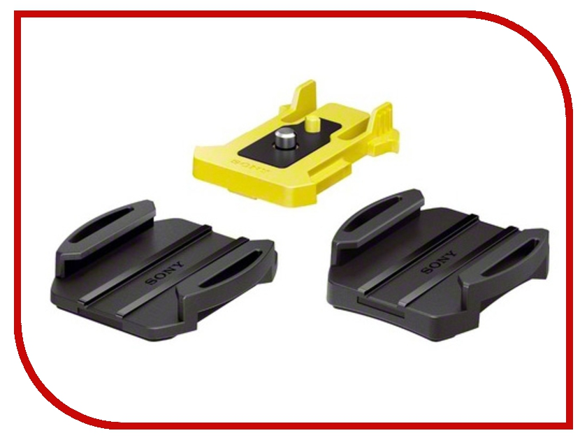Аксессуар Sony VCT-AM1 Adhesive Mount for Action Cam vct r640 sony