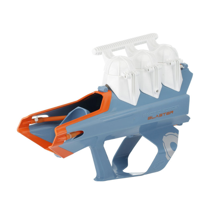 Игрушка Arctic Force SnowBall Blaster снежкобластер Тройной 38135<br>