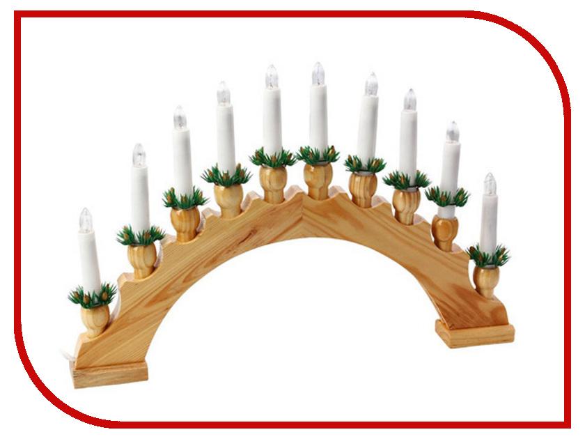 Светильник SnowHouse Рождественские свечи ламповая BIE1010<br>