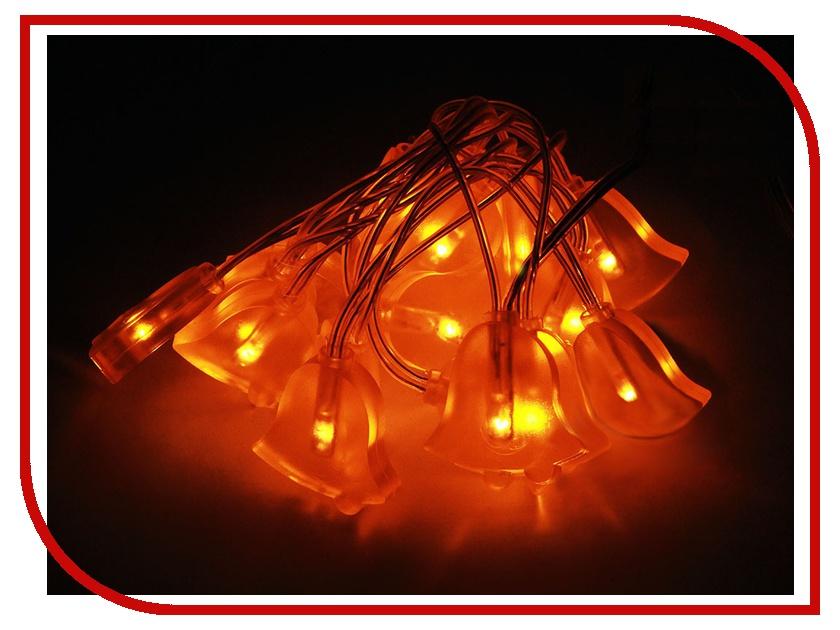 Гирлянда Гирлянда ламповая SnowHouse Колокольчики BLD020W-SB<br>