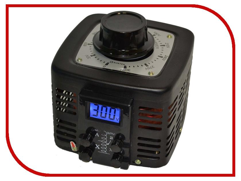 Автотрансформатор Suntek Латр 1000 ВА 0-300 Вольт<br>