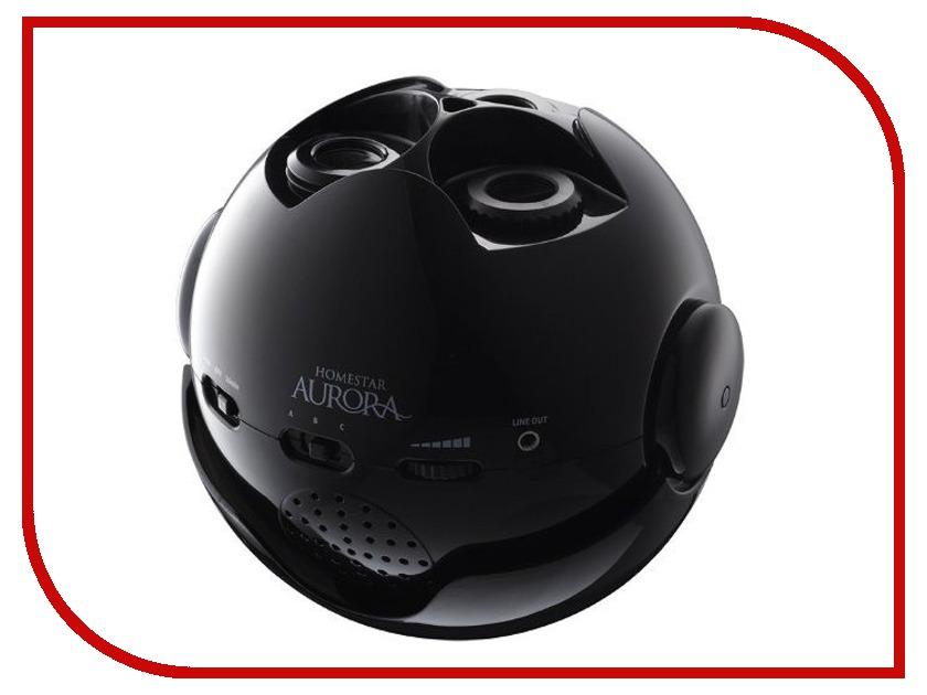 Домашний планетарий SegaToys Homestar Aurora Alaska Black игрушка с освещением sega homestar aurora