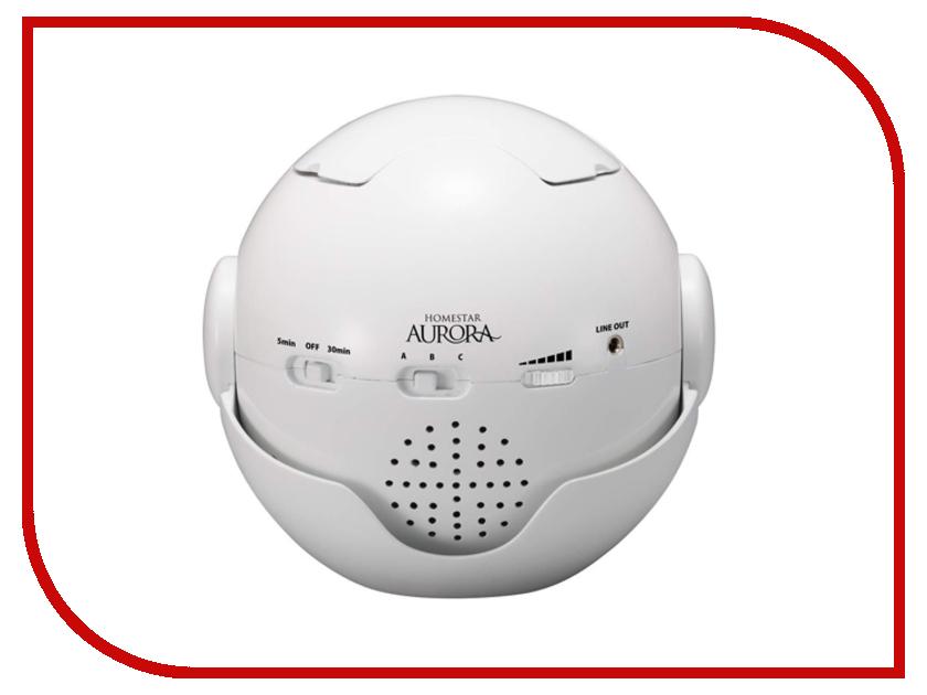 Домашний планетарий SegaToys Homestar Aurora Alaska White<br>