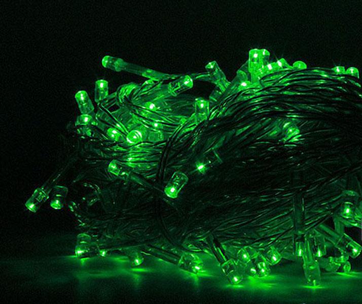 Гирлянда SnowHouse LD120-G-E 12m Green