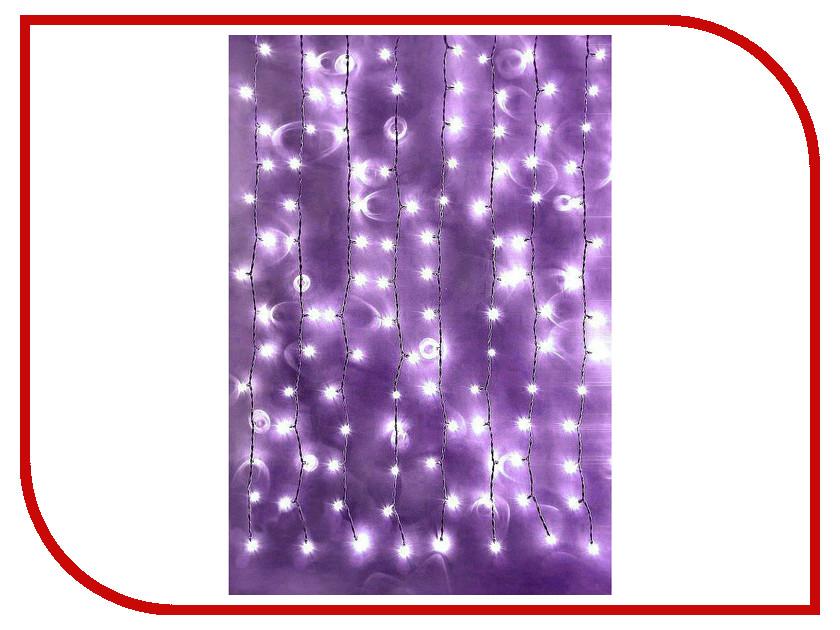 Гирлянда SnowHouse Штора светодиодная OLDCL625-TV-E Violet гирлянда snowhouse штора светодиодная oldcl625 tg e green