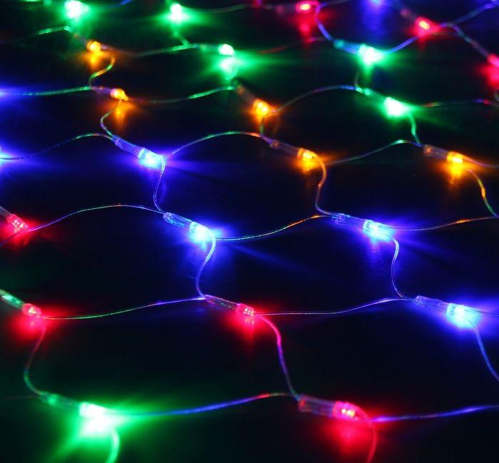 Гирлянда SnowHouse Сетка ламповая TWNT300C-M