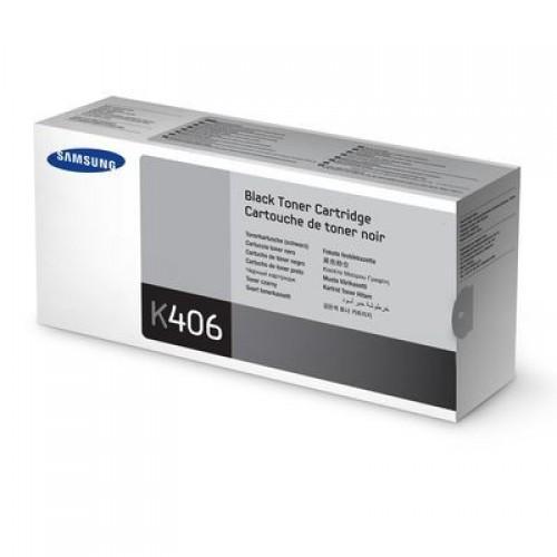 Картридж Samsung CLT-K406S Black для CLX-3300/3305/CLP-360/365 samsung clp 360 365 368 clx 3300 3305 clt c406s see