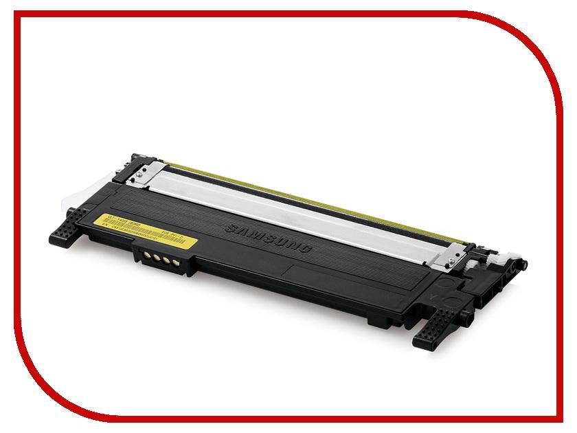 Картридж Samsung CLT-Y406S Yellow для CLX-3300/3305/CLP-360/365 samsung clx m8385a magenta