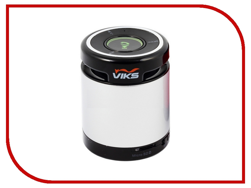 ������� VIKS VS-BT10S Silver