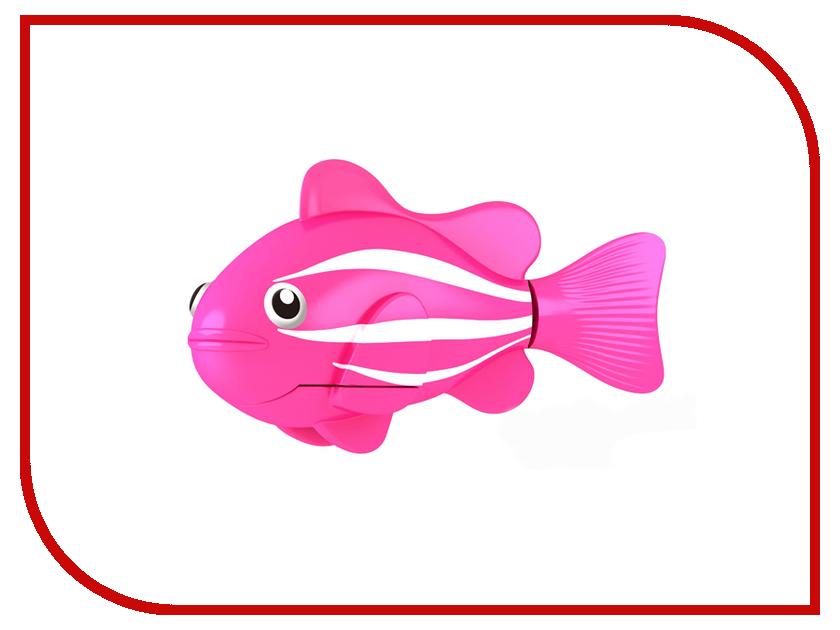 Игрушка Zuru Robofish Клоун Pink 2501-2 игрушка zuru robofish акула grey 2501 5