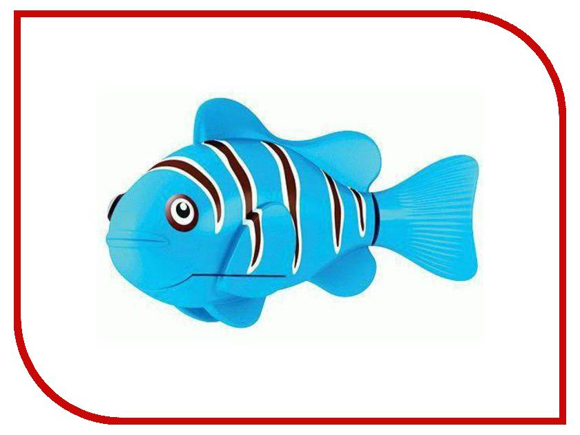 Игрушка Zuru Robofish Клоун Blue 2501-3 игрушка zuru robofish акула grey 2501 5