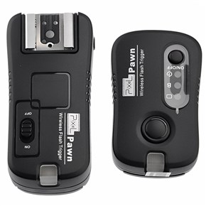 Радиосинхронизатор Pixel Pawn TF-362 RX Wireless Flash Trigger for Nikon