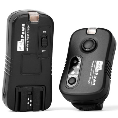 Радиосинхронизатор Pixel Pawn TF-363 RX Wireless Flash Trigger for Sony