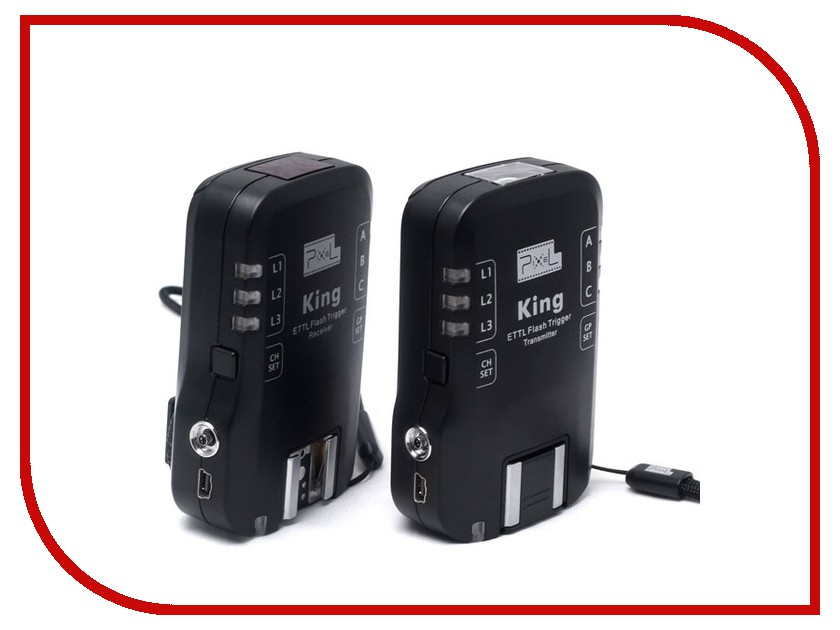 Pixel King Wireless TTL Flash Trigger for Sony i ttl wireless flash radio trigger kit transmitter receiver for nikon sb910 sb900 sb700 speedlight photo studio light camera