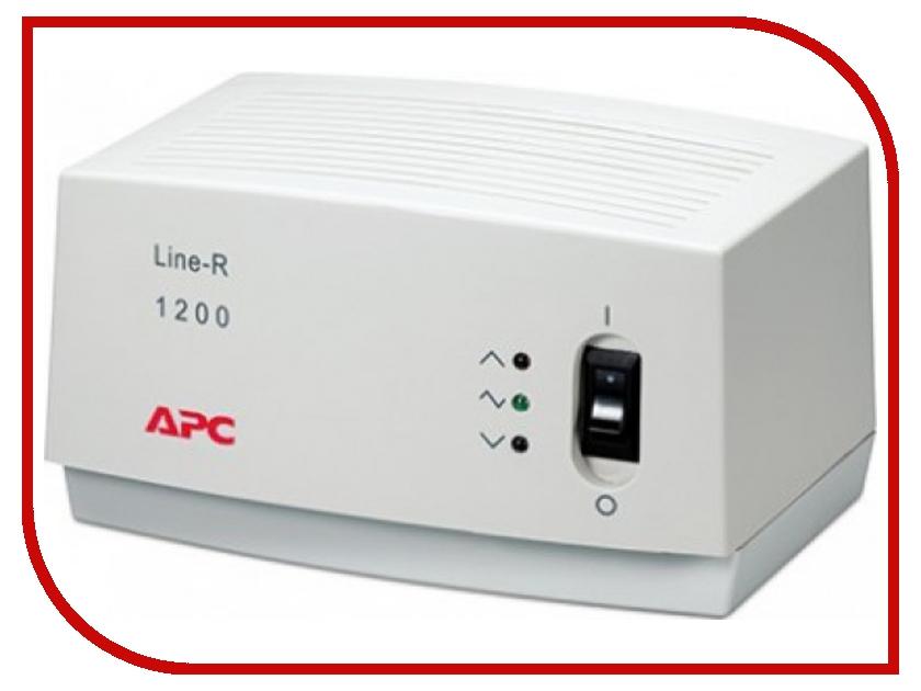Стабилизатор APC Line-R 600VA LE600-RS
