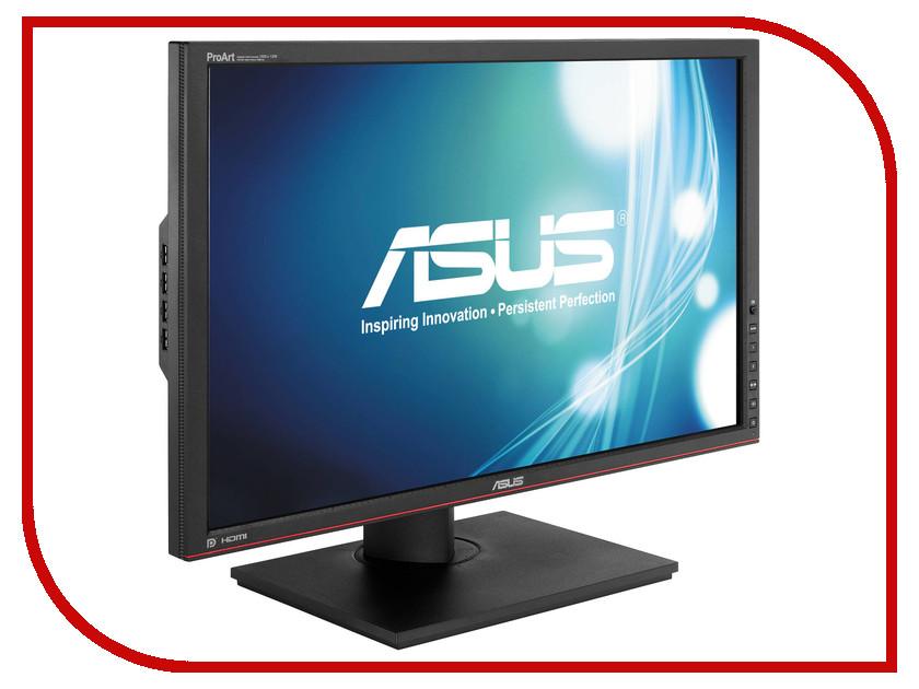Монитор ASUS PA248Q Glossy-Black монитор asus pa279q black