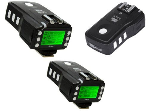 Радиосинхронизатор Pixel King PRO Wireless E-TTL Flash Trigger Receiver for Canon